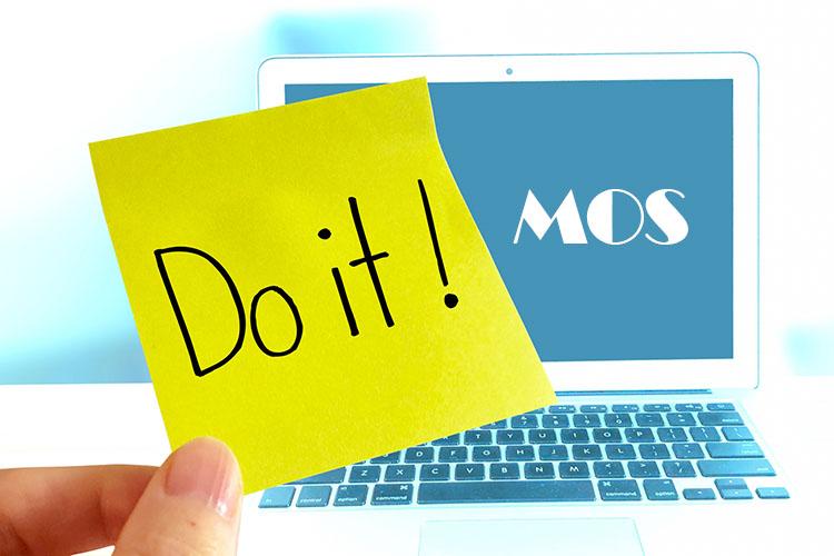 MOS資格は独学だと難しい?難易度は低いって本当?おすすめの勉強方法をご紹介!